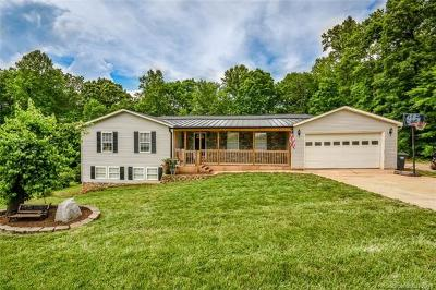 Troutman Single Family Home For Sale: 140 Denlon Lane