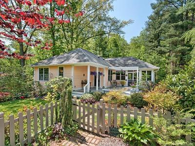 Asheville Single Family Home Under Contract-Show: 9 Waverly Road