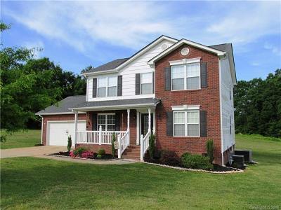 Monroe Single Family Home For Sale: 2703 Falling Leaf Court