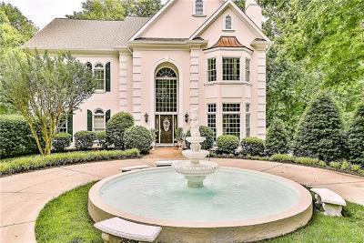 Cornelius Single Family Home For Sale: 19003 Meta Road #24