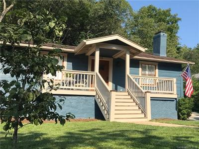 Asheville Single Family Home For Sale: 25 Sycamore Street #11