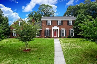 Matthews Single Family Home For Sale: 201 Wainsley Place