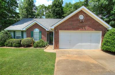 Indian Trail NC Single Family Home Under Contract-Show: $219,000