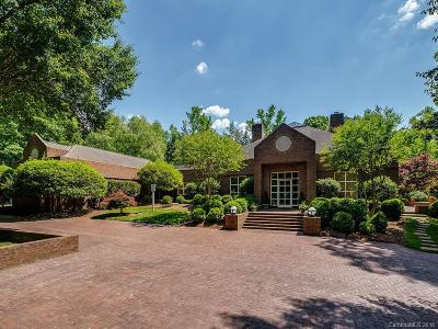 Charlotte Single Family Home For Sale: 8339 Providence Road