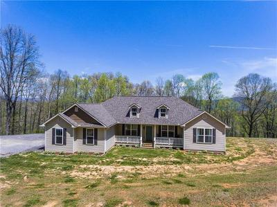 Waynesville Single Family Home For Sale: 1229 Jenkins Road