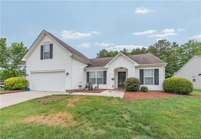 Indian Trail Single Family Home Under Contract-Show: 2000 Ladybank Court