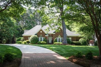 Weddington Single Family Home Under Contract-Show: 5918 Bluebird Hill Lane