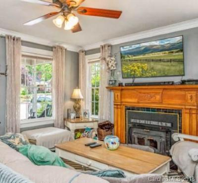 Single Family Home For Sale: 2333 Commonwealth Avenue