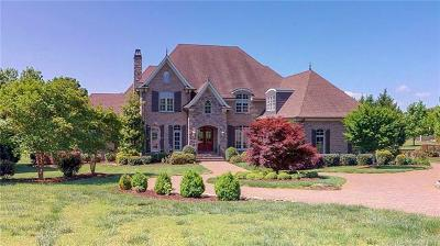 Waxhaw Single Family Home For Sale: 453 Landsbury Drive