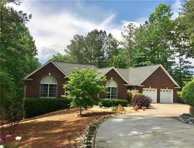 Alexander County, Ashe County, Avery County, Burke County, Caldwell County, Watauga County Single Family Home For Sale: 46 Peaceful Cove Court