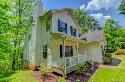 Weaverville Single Family Home For Sale: 62 Red Maple Drive