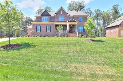 Weddington Single Family Home For Sale: 205 Wheatberry Hill Drive