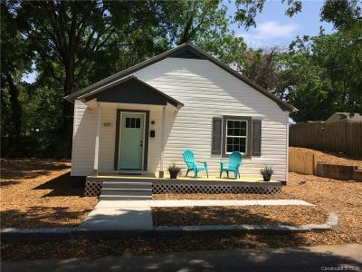 Mooresville Single Family Home Under Contract-Show: 221 W Catawba Avenue