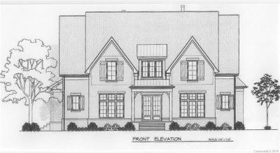 Charlotte Single Family Home For Sale: 2134 Sharon Avenue #4