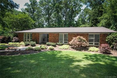 Charlotte Single Family Home For Sale: 3810 Ayscough Road