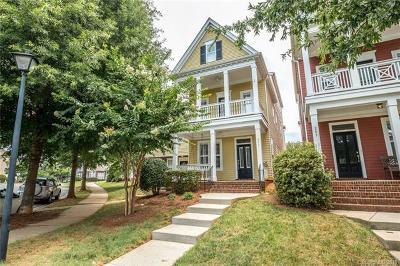 Davidson Single Family Home For Sale: 311 Davidson Gateway Drive