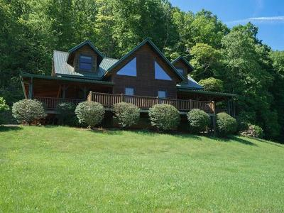 Jackson County Single Family Home For Sale: 70 Eagles Wings Place