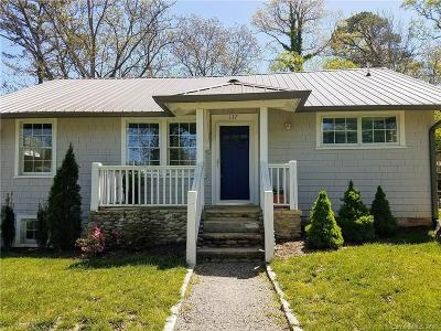 Asheville Single Family Home Under Contract-Show: 137 Linden Avenue