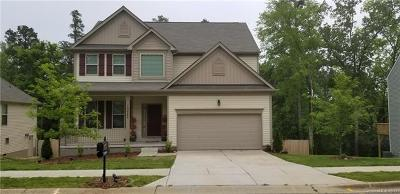 Charlotte Single Family Home For Sale: 10825 Cove Point Drive