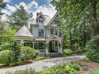 Asheville Single Family Home For Sale: 235 Pearson Drive
