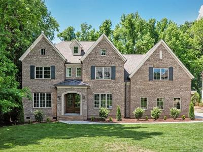 Charlotte Single Family Home For Sale: 3524 Dovewood Drive