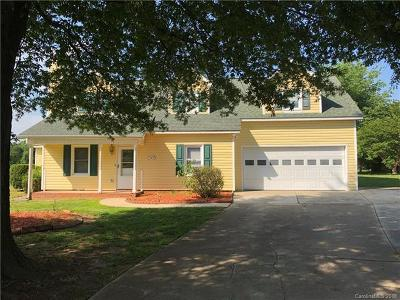 Mooresville NC Single Family Home For Sale: $295,000