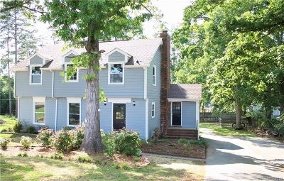 Indian Trail Single Family Home Under Contract-Show: 6415 Mill Grove Road