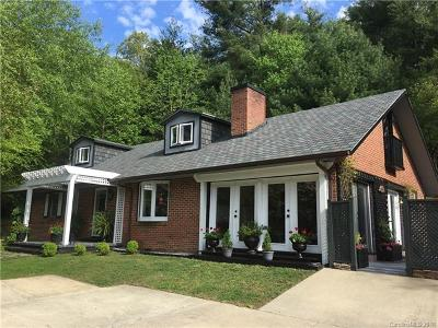 Hendersonville Single Family Home For Sale: 1004 Crab Creek Road