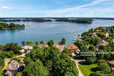 Cornelius Single Family Home For Sale: 18128 Harbor Light Boulevard #532