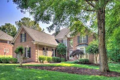Charlotte Single Family Home Under Contract-Show: 5210 Addington Court
