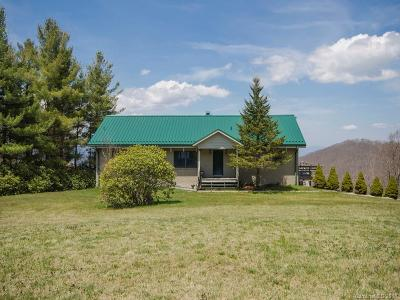 Single Family Home For Sale: 2465 Ogle Meadows Road