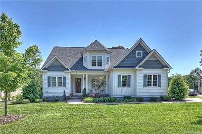 Mooresville Single Family Home For Sale: 130 Tuscany Trail