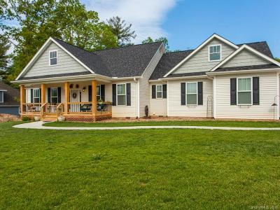 Weaverville Single Family Home For Sale: 60 Dogwood Drive