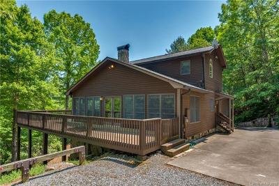 Lake Lure NC Single Family Home For Sale: $479,000