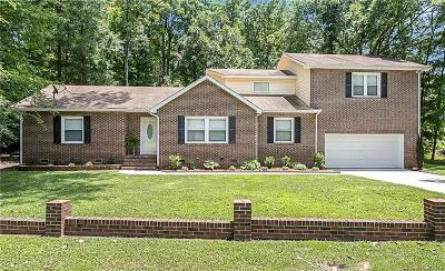Charlotte Single Family Home For Sale: 8125 Westbourne Drive #L16