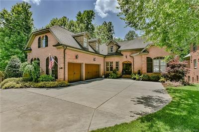 Charlotte Single Family Home For Sale: 3624 Sharon View Road