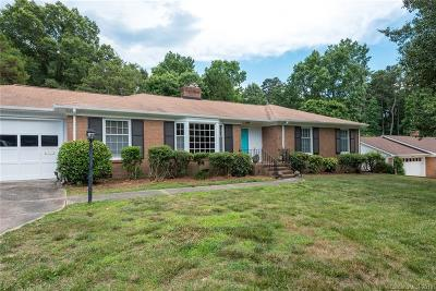 Charlotte Single Family Home For Sale: 1146 Shady Bluff Drive