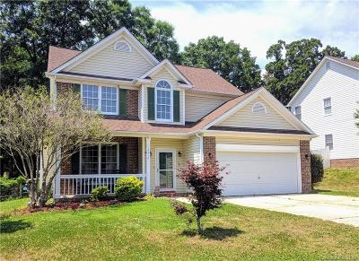 Charlotte Single Family Home For Sale: 14410 John Beck Drive