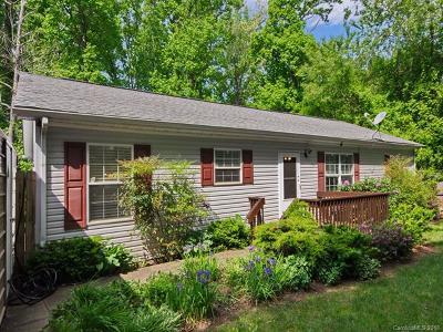 Asheville Single Family Home For Sale: 39 Honeysuckle Lane