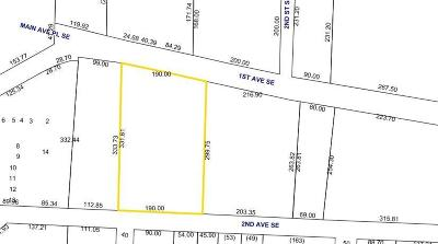 Residential Lots & Land For Sale: 106 1st Avenue SE