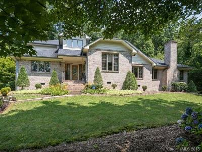 Hendersonville Single Family Home For Sale: 52 Oak Gate Drive