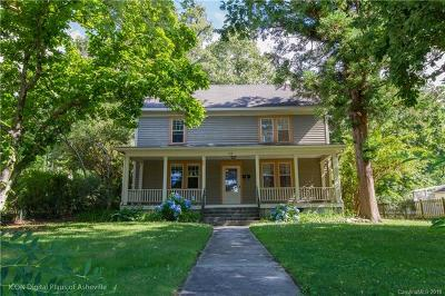 Hendersonville Single Family Home For Sale: 735 Fifth Avenue W