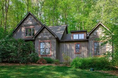 Pisgah Forest NC Single Family Home For Sale: $415,000