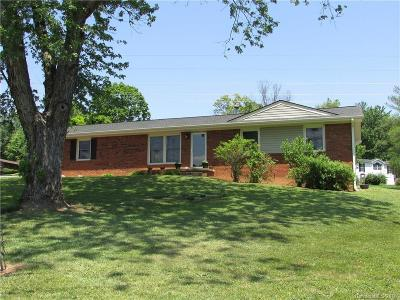 Asheville Single Family Home For Sale: 1 Pine Knoll Drive #10