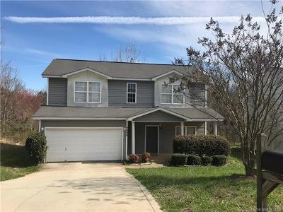 Charlotte NC Single Family Home For Sale: $137,900