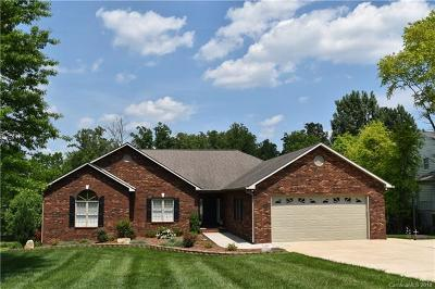 Statesville Single Family Home For Sale: 130 Dobbs Drive #22