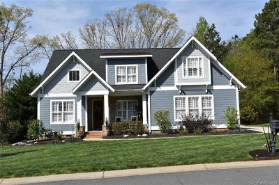 Clover, Lake Wylie Single Family Home For Sale: 529 Spruce Hollow Lane