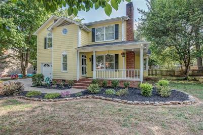 Gastonia Single Family Home Under Contract-Show: 3619 Baywoods Court