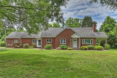 Monroe Single Family Home Under Contract-Show: 4917 Morgan Mill Road