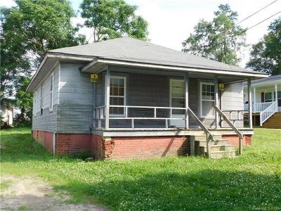 Lincolnton NC Single Family Home For Sale: $35,000